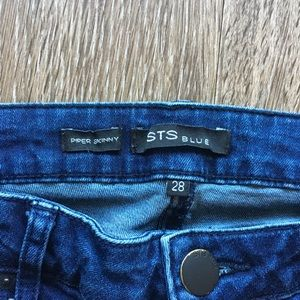 STS Blue Jeans - STS Blue 'Piper' Skinny Jeans